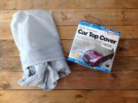 WATER RESISTANT CAR TOP COVER.