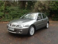2005/05 ROVER 25 1.4 16v 5 DR ONLY 43000 MLS LEATHER