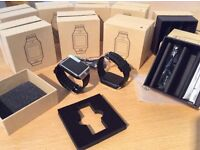 PHONE WATCH BRAND NEW PAYPAL ACCEPTED BARGAIN HD DISPLAY CONNECTS TO ANY PHONE ALSO SIM AND MEMORY