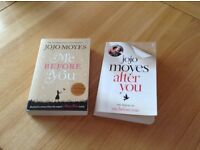 "JO JO MOYES - ""ME BEFORE YOU"" & ""AFTER YOU"""