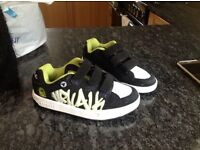 New boys air walk trainers size 11