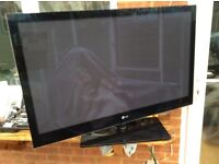 Lg 42pj650 PLASMA TV spare SCREEN PANEL only
