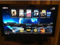 Apple TV 1st Gen Jailbroken with Kodi/XMBC Gotham installed.