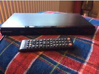 Samsung smart blueray 3D DVD player