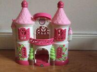 Elc happy land castle / dolls house