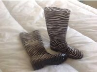 Ladies attractive Wellington Boots