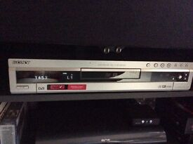 Sony RDR-GXD500 DVD recorder/player