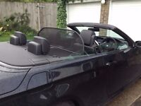 Wind deflector to fit BMW 3 Series 2009 E93