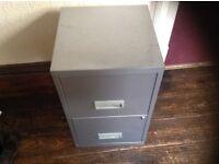 Filing cabinet 2drawer
