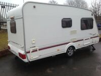 Swift Jura 2berth EB lightweight tourer with mover immaculate condition