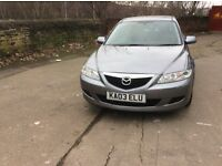 Mazda 6 full MOT no advisories supercar to Drive clean car inside and out