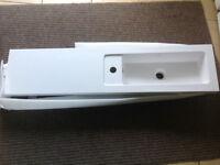 PMB403 1100mm Slimline Basin