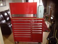 Snap-on top box, generic roll cab.