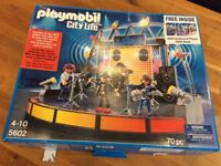 Playmobil City Life - Pop stage & band