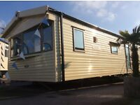 ****immaculate caravan for sale including site fees in Weymouth Dorset ****