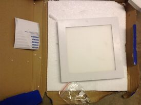 LED Square Panel Lights-22W
