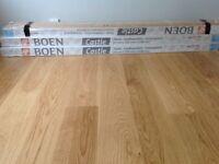 Boen Oak Andante Wood Flooring - Matt Lacquer