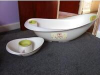 Baby bath from Mamas and Papas