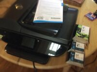 HP ENVY 7640e All in One Series printer/scanner ect.