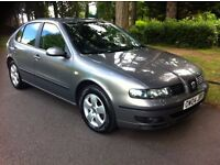 SEAT LEON SX 1.9 TDI DIESEL 110 EDITION, VERY LOW MILEAGE, ONE OWNER, FULL HISTORY, 12 MONTH MOT