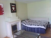 Furnished double room for rent