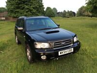 Subaru Forester 2.0 XT Auto(177) 67000miles,1 Owner, Full Service History