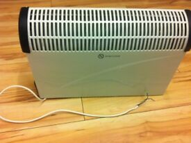 Two electric heaters for £4 each