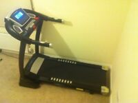 Treadmill for sale bought new and well looked after.
