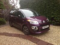 C3 Picasso, Immaculate condition! FSH, Low mileage! Bargain!
