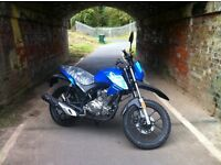 SALE Lexmoto Assault 125cc ,Commuter/Touring Blue in stock now £1199.99 + otr FINANCE AVAILABLE