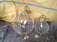 Furniture village Globe Pendant lights