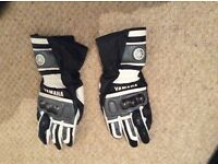 Yamaha (Dainese) motorcycle gloves
