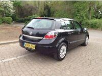 Vauxhall Astra 2009 1.6 petrol