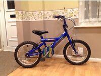 """Bumper Blazer boys bike 16"""" wheels (excellent condition )"""
