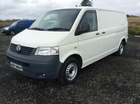2007 VW Transporter T5 LWB 130Bhp 6 Speed