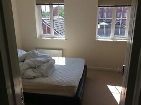 Bright double room to rent, close to Stafford town