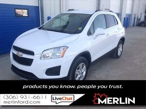 2013 Chevrolet Trax LT LOW KMS PST PAID AWD