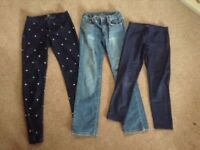 Girls Gap Jeans age 10 years