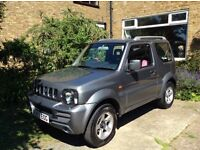 Suzuki Jimny JLX Plus 4x4. FSH. MOT July 2017. 2 owners