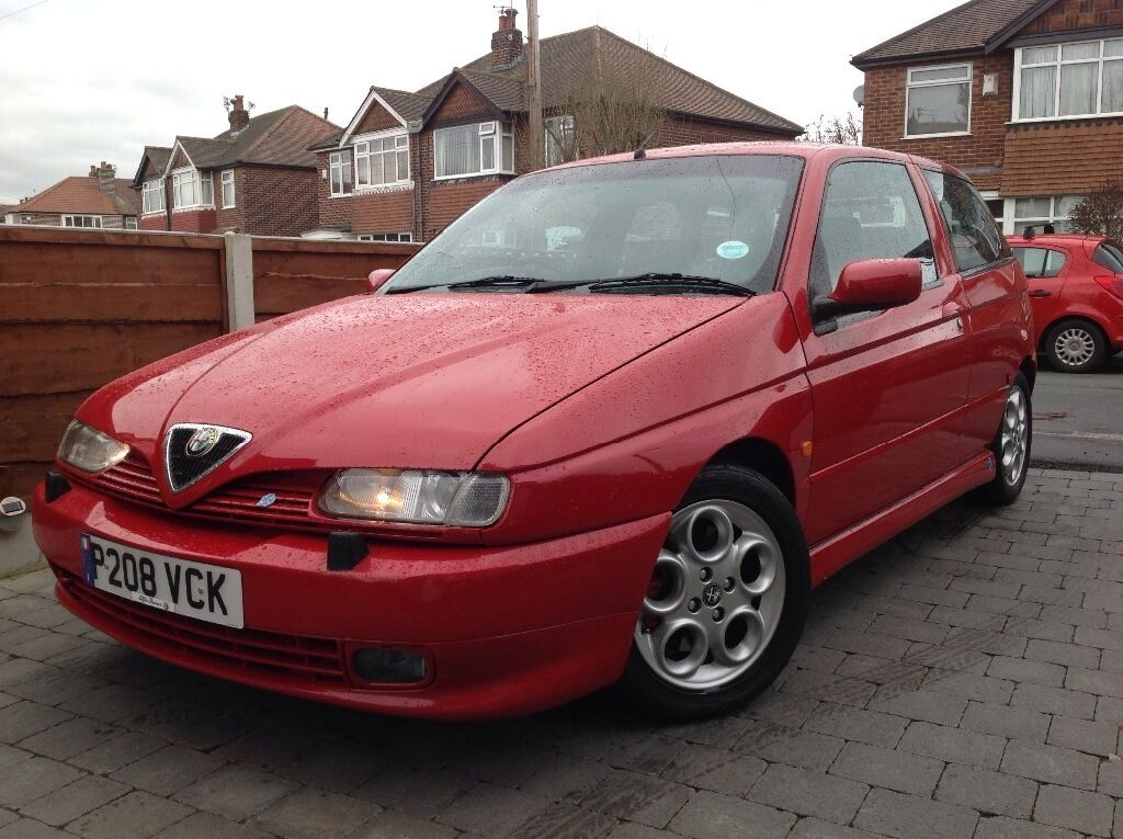 alfa romeo 145 2 0 cloverleaf only 1 for sale in the uk in trafford manchester gumtree. Black Bedroom Furniture Sets. Home Design Ideas