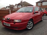 ***Alfa Romeo 145 2.0 Cloverleaf, only 1 for sale in the UK***