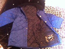 Boys Barbour jacket