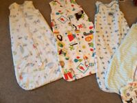 £5 each!! Gro bag sleeping bags for infants. Individual or batch deal.