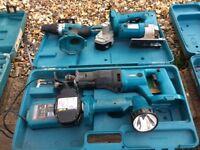 Marita 18v Power Tool Set