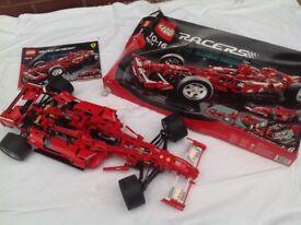 LEGO RACERS - FERRARI 8674