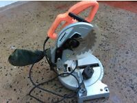 Silver line electric 210 mm compound laser Mitre saw1400 w motor