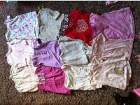 Large Girls 3-6 & 6-9 months bundle
