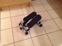 V Fit exercise stepper was £47 when new....take for a £5.
