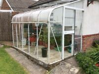 Greenhouse (lean to)