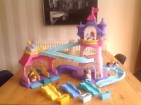 Fisher Price Little People Princess & Horse Stable